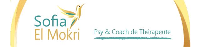 Sofia El Mokri – Psychothérapeute & Coach de Thérapeutes